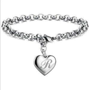 🎀 Bracelet Stainless Steel Heart 🎀
